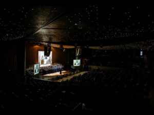 В Храме Христа Спасителя прошел вечер памяти новомучеников-выпускников Санкт-Петербургской Духовной Академии