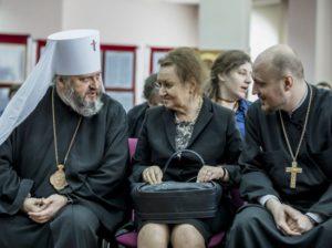 Декан Факультета церковных искусств Духовной Академии приняла участие в заседании комиссии по введению регентского стандарта