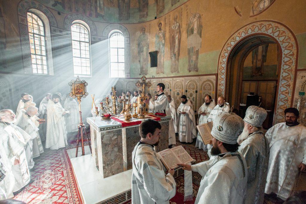 Смешанный хор Духовной Академии посетил Великий Новгород