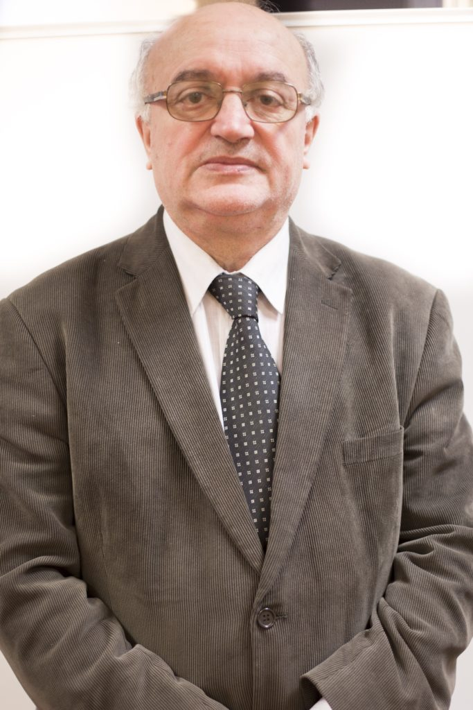 Поздравление преподавателю Регентского отделения В. А. Гуревичу