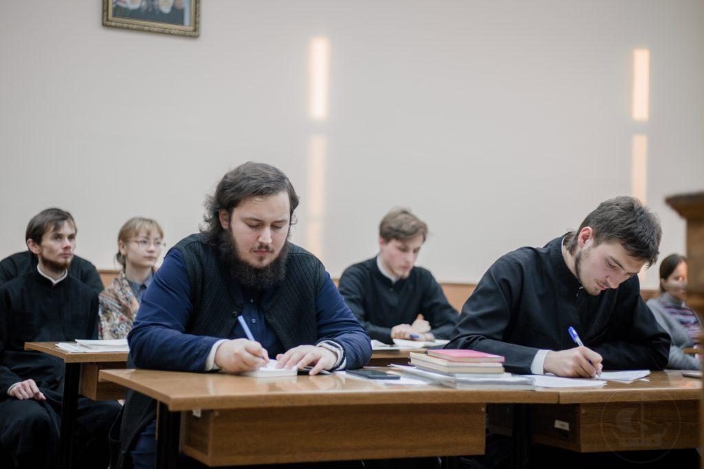 Студентка Факультета церковных искусств приняла участие в IV Научно-богословской конференции